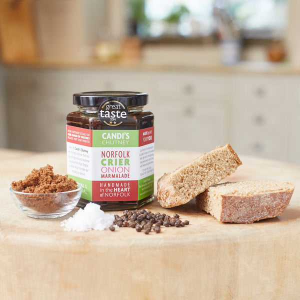 Norfolk Crier Onion Marmalade - Crush Foods