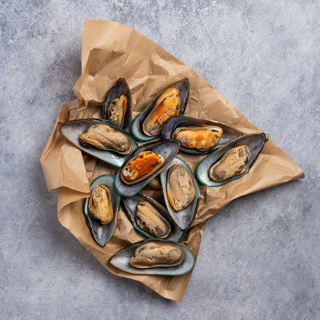 [extra] New Zealand Mussels