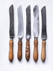 Victorian Bread Knives