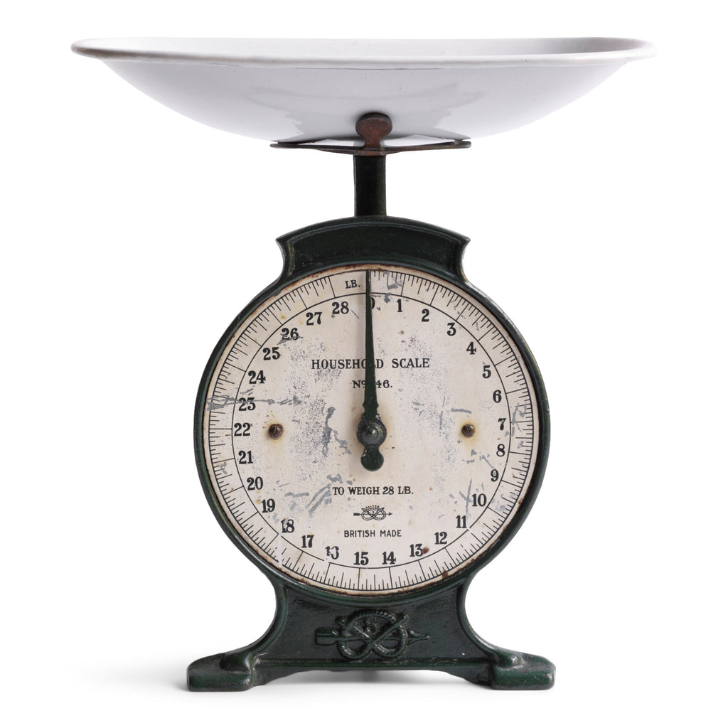 Antique Household Weighing Scales – A G Hendy & Co Homestore
