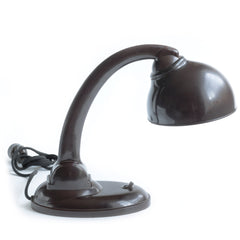 1930s Bakelite Desk Lamp by E K Cole Ltd