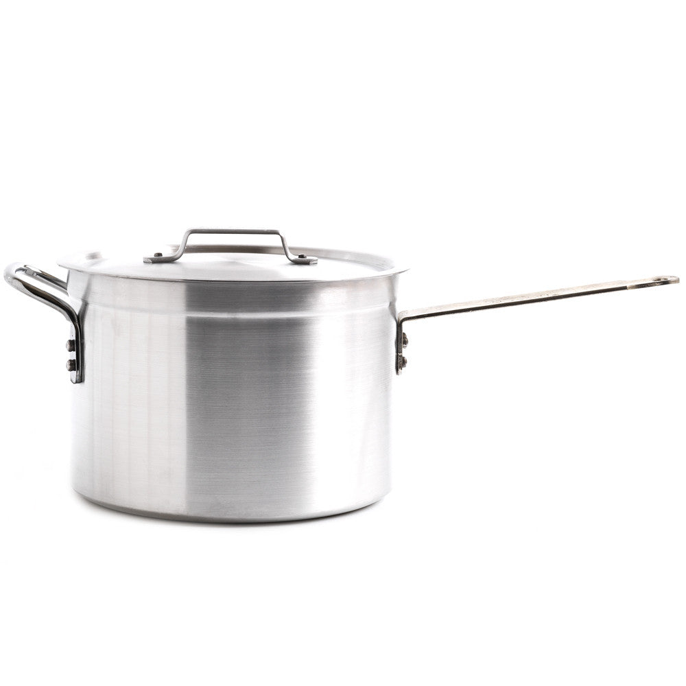 Saucepan with lid 5.4L