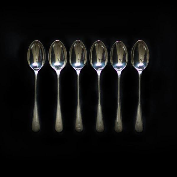 Set 6 coffee can spoons