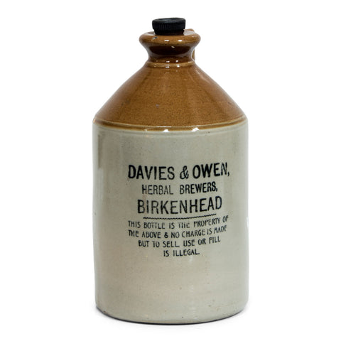 Davies & Owen Flagon