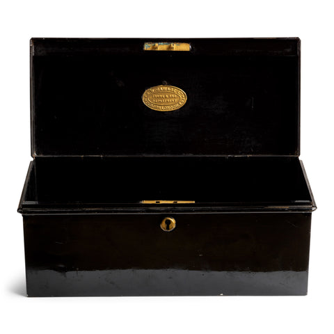 Edwardian Document Tin