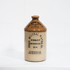 Edale Mineral Water Flagon