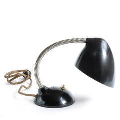 1940s Bakelite Flexi Lamp by E K Cole Ltd