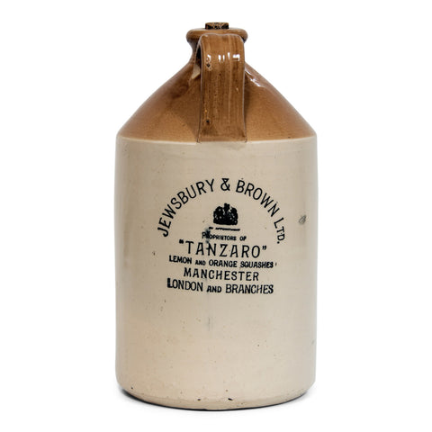 Jewsbury & Brown Ltd Flagon
