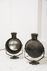 Pair theatre lights