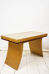 Savoy Art Deco Side Table