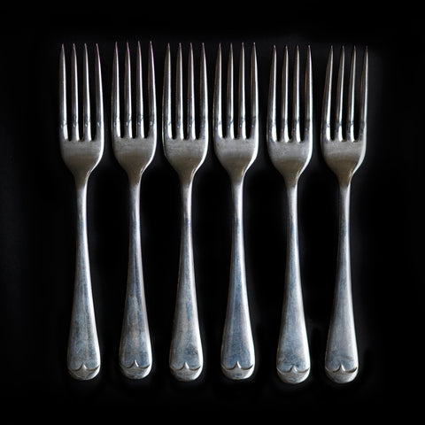 Set 6 side forks
