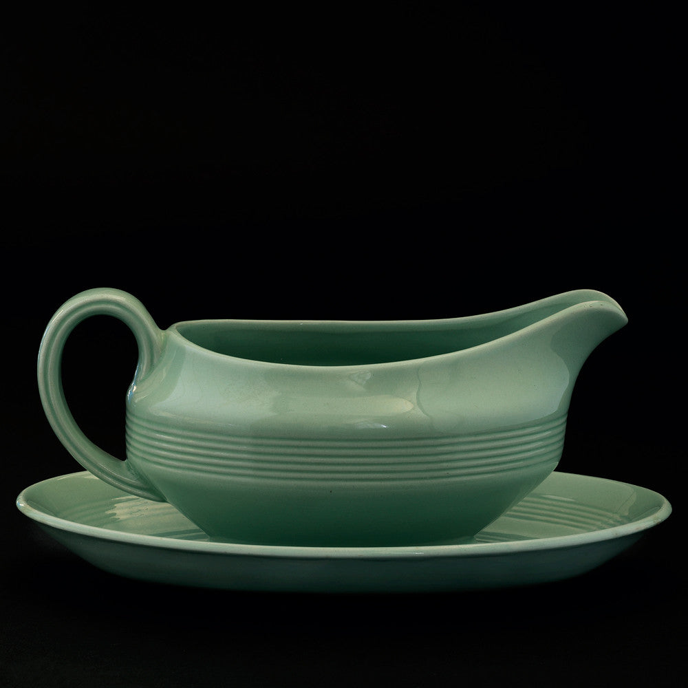 Gravy Boat with Stand
