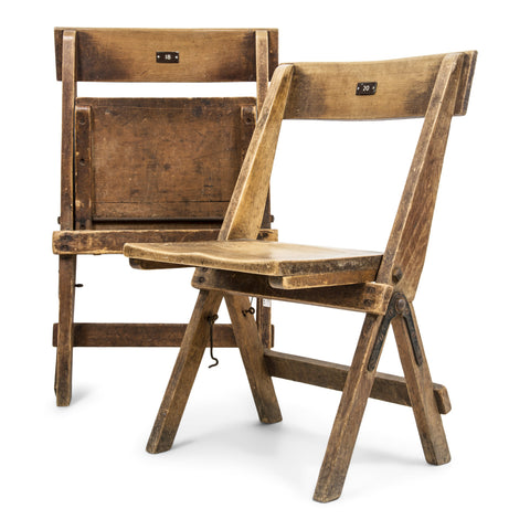 Cricket Pavilion Chairs