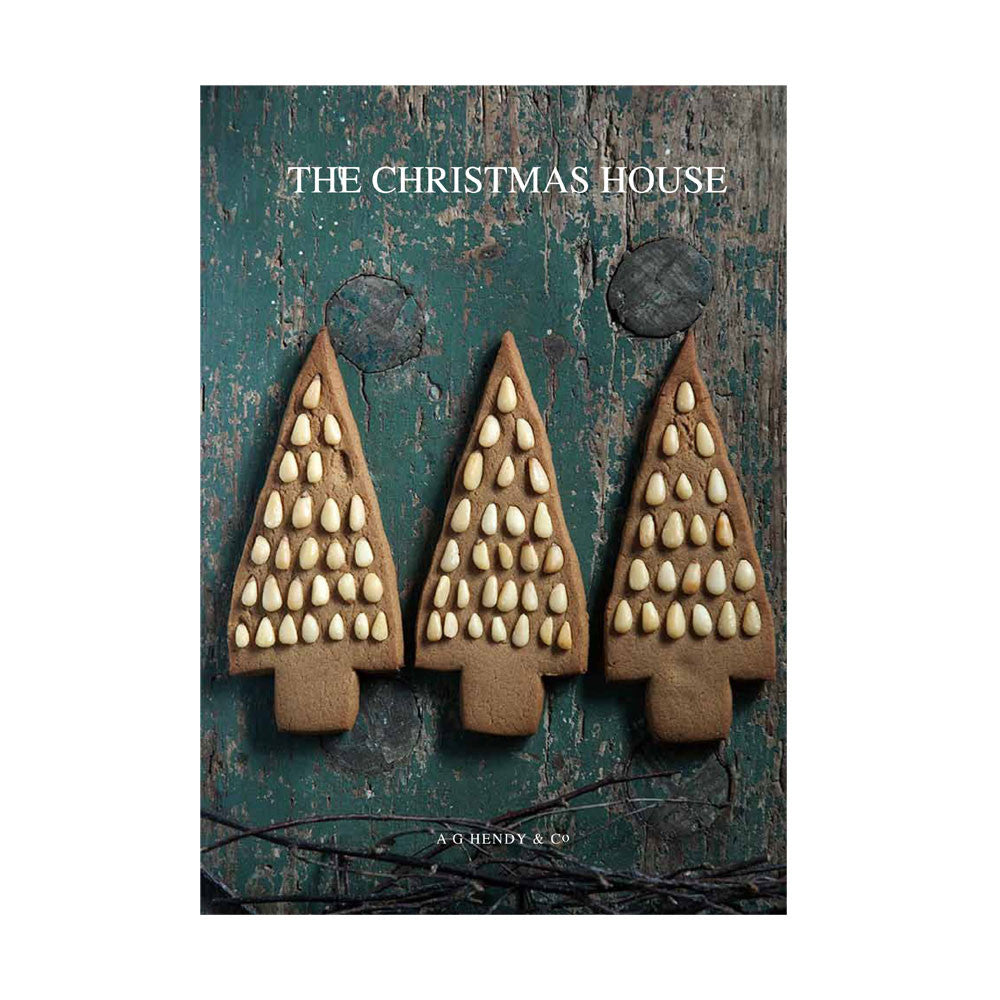 Christmas House Book