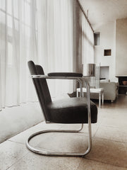 Modernist Lounge Chair