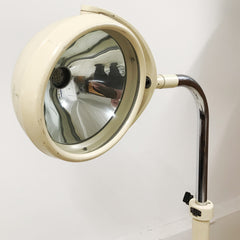 A striking 1950s adjustable dental lamp by Carl Zeiss Jena