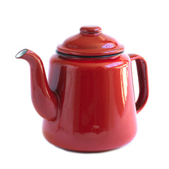 red-enamel-teapot