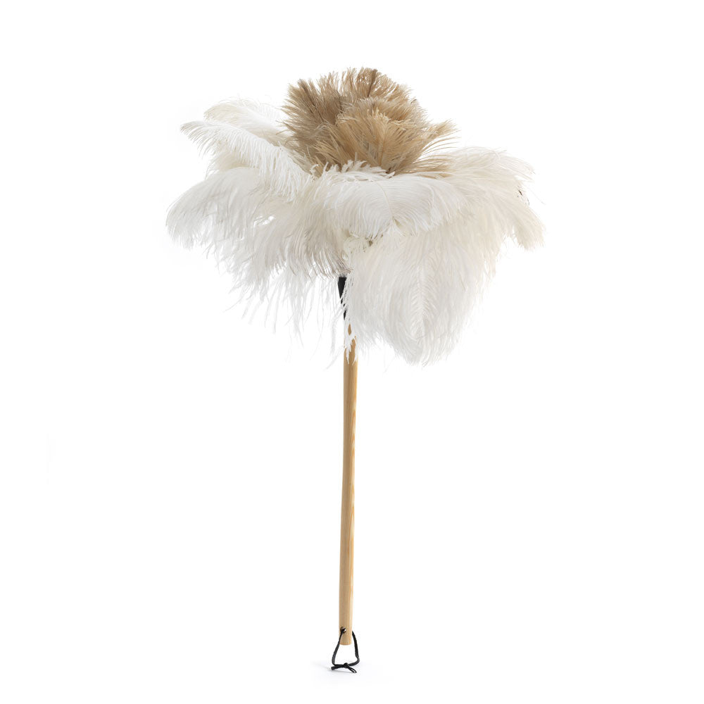 white-feather-duster