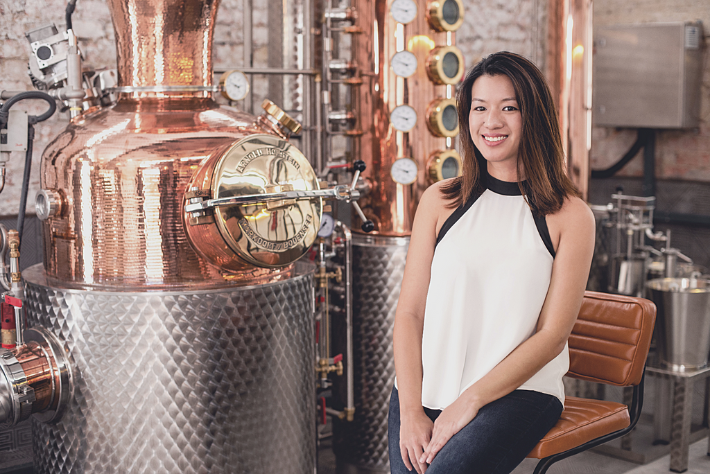 Craft Gin Inspired By Singapore