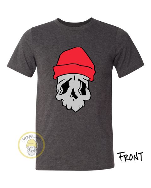 OG SKULLY TEE BY JONEZYARTWORK