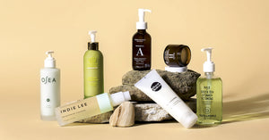 CLEAN BEAUTY Cleansing the Clean Beauty Way