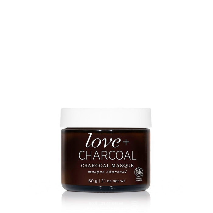 One Love Organics + Charcoal Masque