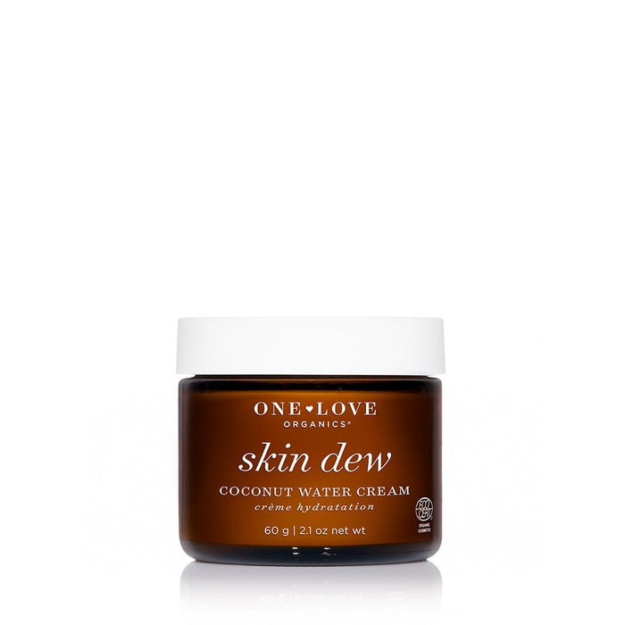 One Love Organics Skin Dew Coconut H2O Cream