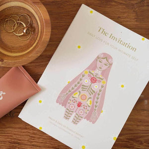 Rosebud The Invitation Book | Clean Beauty at Wren and Wild in Bend OR