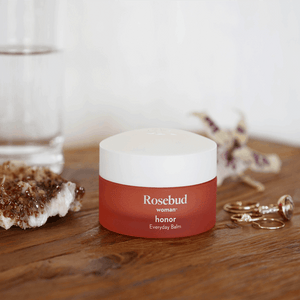 Rosebud Honor Everyday Balm | Clean Beauty at Wren and Wild in Bend OR
