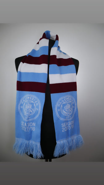 Manchester City Scarves