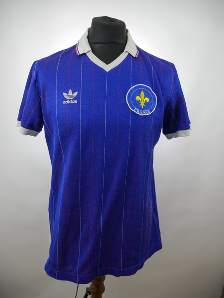 France Adidas Originals 1980's Shirt