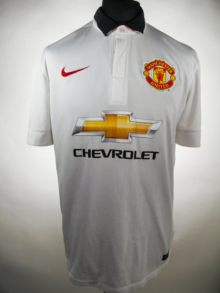 Manchester United 2014/15 Away Jersey