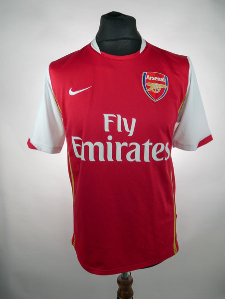 Arsenal 2006/08 Home Jersey