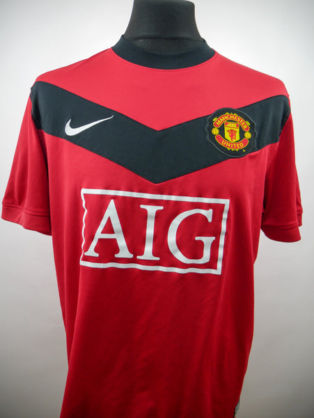 Manchester United 2009/10 Home Jersey