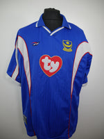 Portsmouth 2002/03 Home Jersey