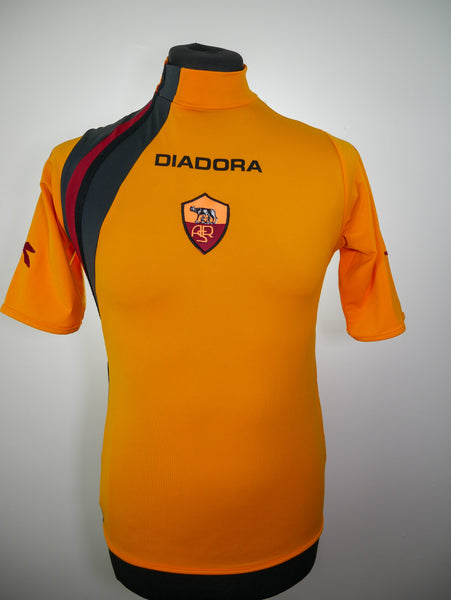 AS Roma 2003/04 Third Jersey
