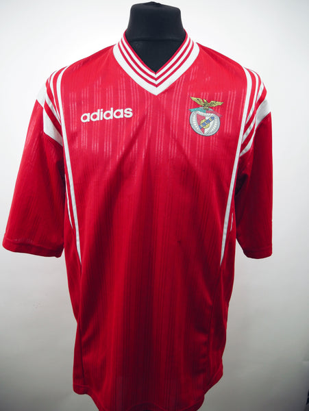 Benfica 1997/98 Home Jersey