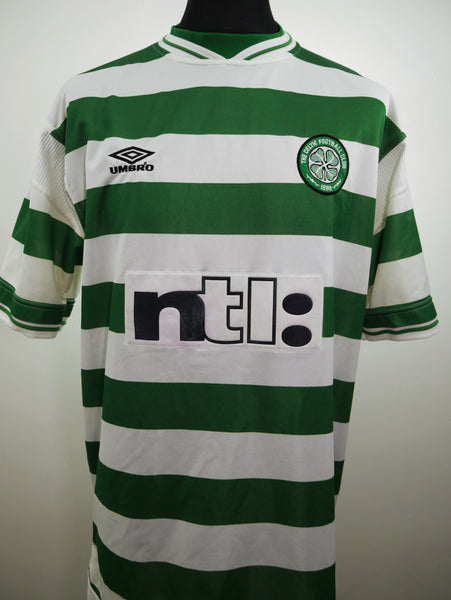 Celtic 1999/01 Home Jersey
