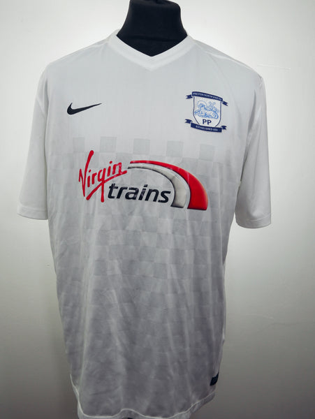 Preston North End 2015/16 Home Jersey