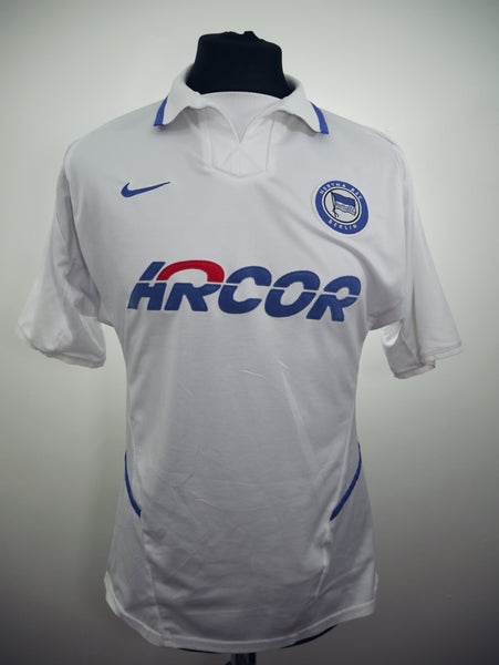 Hertha Berlin 2002/03 Away Jersey