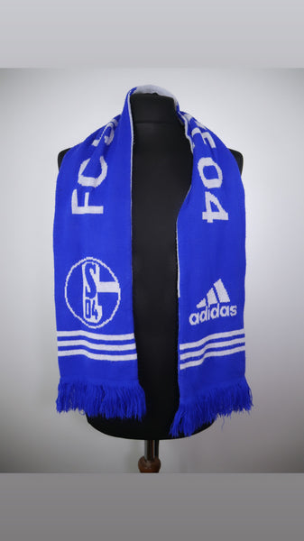 Schalke Football Scarf