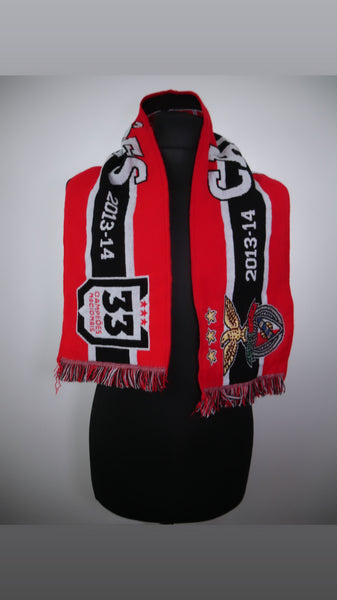 Benfica Football Scarf