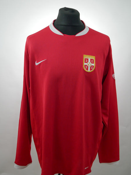 Serbia 2007/08 Home Jersey