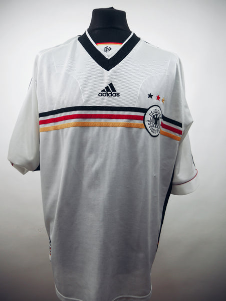 Germany 1998/00 Home Jersey