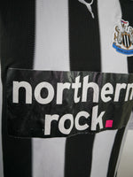 Newcastle United 2011/12 Home Jersey
