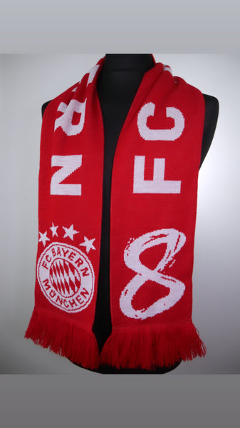 Bayern Munich Football Scarf