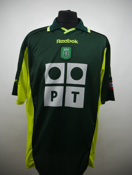 Sporting CP 2000/01 Away Jersey