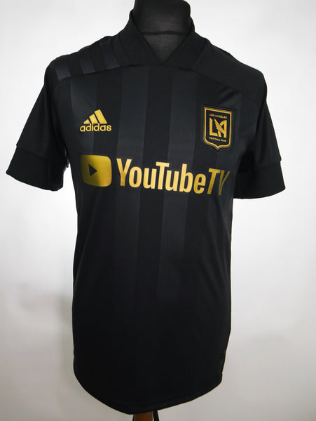 Los Angeles FC 2019/2020 Home Jersey