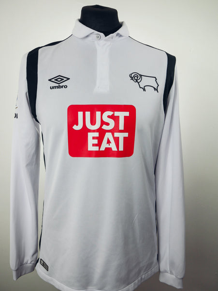 Derby County 2016/17 Home Jersey