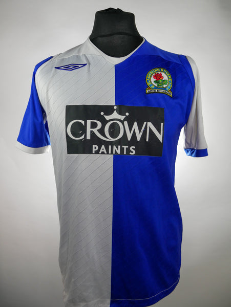 Blackburn Rovers 2008/09 Home Jersey